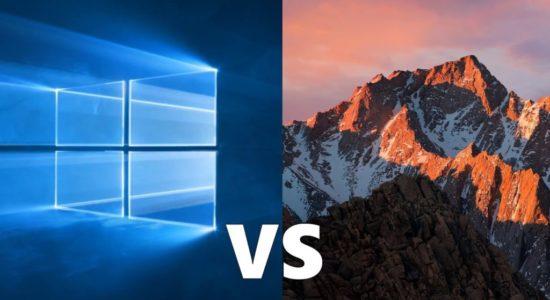 Windows vs MacOS